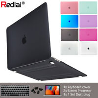 Hard Case For 2019 Macbook Pro 13 TouchBar A2159 2018 Air 13 A1932 Retina 12 15