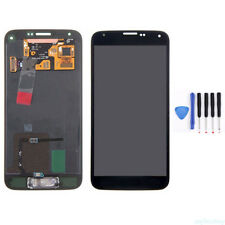 Display Lcd & Touch Screen Glass Ricambio Per Samsung Galaxy s5 Mini G800 Nero
