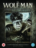 The Loup Man Complet Legacy Collection (6 Films) DVD Neuf DVD (8311857)