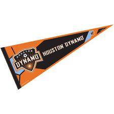 "Houston Dynamo 12"" X 30"" MLS Pennant"