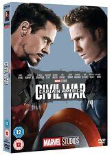 Captain America: Civil War [DVD]