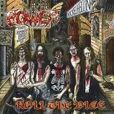 Power-Roll the dice-CD-NUOVO OVP-thrash metal