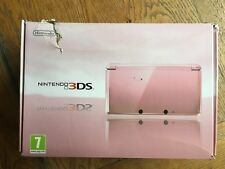 Nintendo 3DS Console Coral Pink (box damaged) - UK Release Sealed!