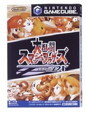 Super Smash Brothers DX GC Nintendo Nintendo Gamecube From Japan