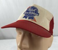 Old Milwaukee Beer Red Hat Cap Head wear Brand NEW Milwaukee Pabst