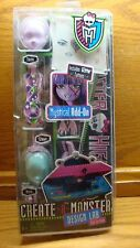 Create-A-Monster Design Lab Add-On Pack Monster High