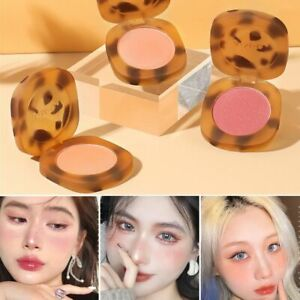 Mineral Pigment Makeup Palette Brightens Skin Makeup Cosmetic Rouge Blusher