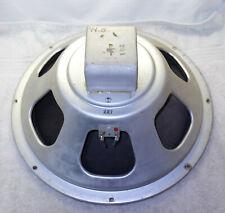 """Vintage Fisher 15"""" Woofer Speaker - 8 ohms - X1320, 1056 226"""
