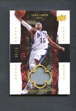 2009-10 Vince Carter UD Exquisite Collection Jersey Patch #5/10