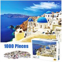 1000 Pieces Mini Jigsaw Puzzles Polar Impression Puzzle Adult Assembling Toys