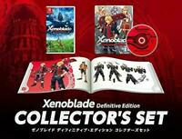 Xenoblade Definitive Edition Collector's Set Nintendo Switch limited From JP