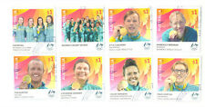 Australia-2016 Gold Medal Winners Rio fine used cto - Olympic games