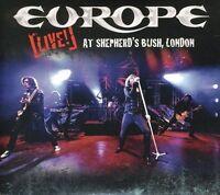 Europe - Live At Shepherd's Bush, London [CD]