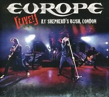 Europe - Live At Shepherds Bush London [CD]