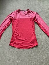 Womans Nike Running Top Size Small