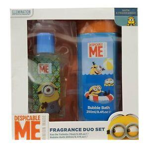 Corsair Toiletries Ltd Despicable Me Fragrance Duo Set