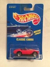 Hot Wheels Classic Cobra Collector #31 die cast 1:64 Mattel Car New
