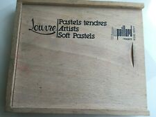 24 Color Pastels Soft Pastels Jm Paillard France New Vintage