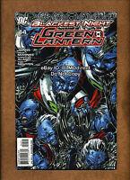 VHTF 2009 Green Lantern #44 Philip Tan Variant NM- DC Blackest Night