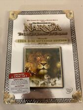 The Chronicles of Narnia: The Lion, The Witch, and the Wardrobe (4 Disc) Sealed