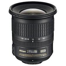 USED Nikon AF-S DX NIKKOR 10-24mm f/3.5-4.5G ED Excellent FREE SHIPPING