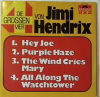 "JIMI HENDRIX⚠️Unplayed⚠️ 1972-7"" Kulthits auf Doppelsingle-Polydor 2607001"