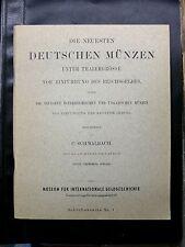 DIE DEUTSCHEN MÜNZEN UNTER THALERGRÖSSE VOR EINFÜHRUNG DES REICHGELDES - 1965