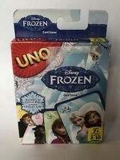 New Disney Frozen Uno Card Game Official Licensed
