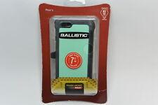 New Ballistic iPhone 6 6S Teal Gray Tough Jacket SG Maxx Case+Holster Belt Clip