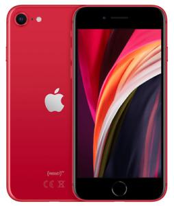 Apple iPhone SE 2020 64GB Product Red parfait état Reconditionné A.A161
