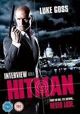 INTERVIEW WITH A HITMAN (Luke Goss)  - DVD - REGION 2 UK