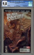 BLACK PANTHER: MAN WITHOUT FEAR #519 - CGC 9.8 - KRAVEN AND STORM - 2039459017