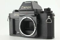 【Near MINT】 Canon NEW F-1 AE Finder 35mm SLR Camera Body from JAPAN #133