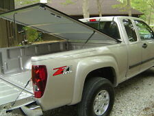2004-14 Colorado/Canyon 6' Short Bed Hatch Style Tonneau Cover by Craftec Covers