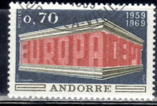 French Andorra. Edifil 215. Very fine used.
