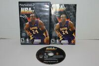 NBA 07 Featuring the Life Vol. 2 KOBE BRYANT GAME for Playstation 2 PS2 system
