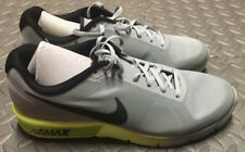 New Men's Nike Air Max Sequent 719912-013 Wolf Grey Black Volt Size 11 *NO BOX*