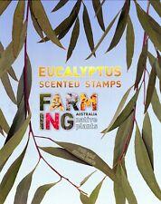 2011 Farming Australia Eucalyptus Scented Stamps Sheelet Stamp Pack, VGC