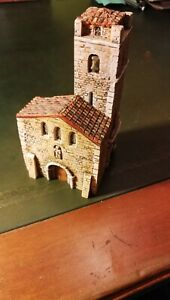 Miniature J carlton - l'église et son clocher