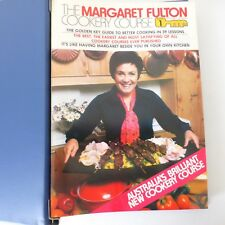 THE MARGARET FULTON COOKERY COURSE - 39 Vintage Magazines with Binders