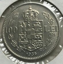 1936 Romania 100 Lei - Nice