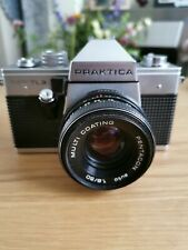 Praktica Super TL3 35mm Camera With 50mm f1.8 Pentacon Auto Multi Coating Lens
