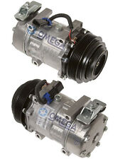 A/C AC Compressor Replaces: Sanden 4079, Kenworth Peterbilt F69-6003-122