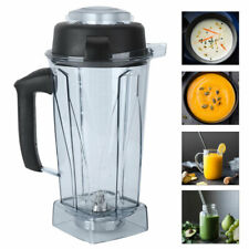 64oz 2000ml Blender Container Cup Parts Lid Blade Jar Container Kit  For Vitamix