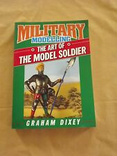 VINTAGE 1988 MILITARY MODELLING THE ART OF THE MODEL SOLDIER BOOK