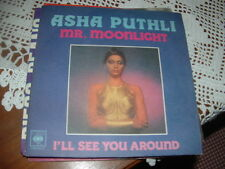 "ASHA PUTHLI "" MR.MOONLIGHT ""  ITALY'78"