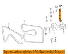 MERCEDES OEM 01-04 SLK230 2.3L-L4 Belt or Pulley-Damper 1112000414