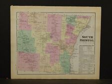 New York, Ontario County Map, 1874, South Bristol Township , Y3#87