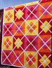 Plaid Parade - modern pieced quilt PATTERN - Jaybird