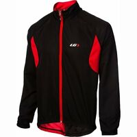 Louis Garneau Men's Modesto 2 Jacket - Black/Red, Black/Yellow, Ginger - M,L,XL